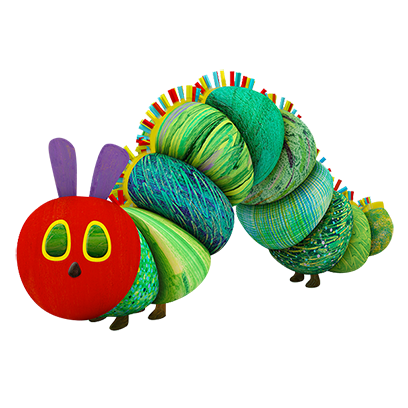 Hungry Caterpillar Play School messages sticker-0