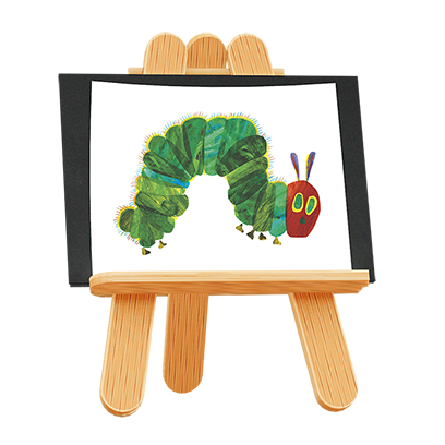 Hungry Caterpillar Play School messages sticker-1