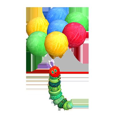 Hungry Caterpillar Play School messages sticker-6