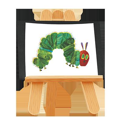 Hungry Caterpillar Play School messages sticker-1