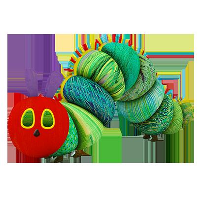 Hungry Caterpillar Play School messages sticker-0