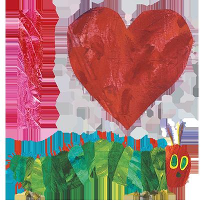 Hungry Caterpillar Play School messages sticker-10