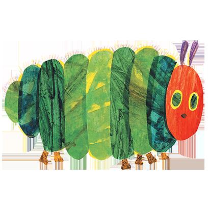 Hungry Caterpillar Play School messages sticker-8