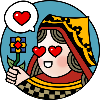 World of Solitaire: Card game messages sticker-4