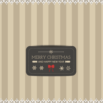 Animated Christmas Stickers - messages sticker-3