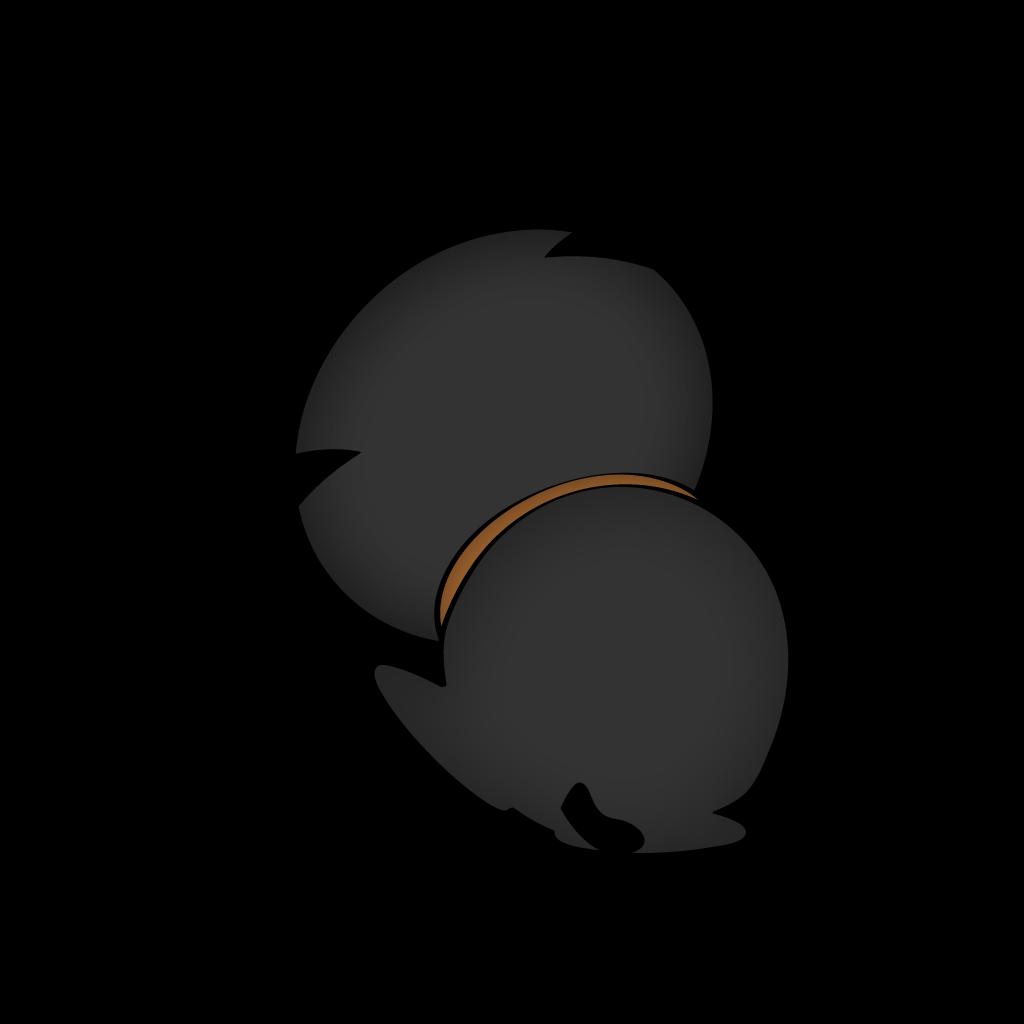 Cutest Black Dog messages sticker-4