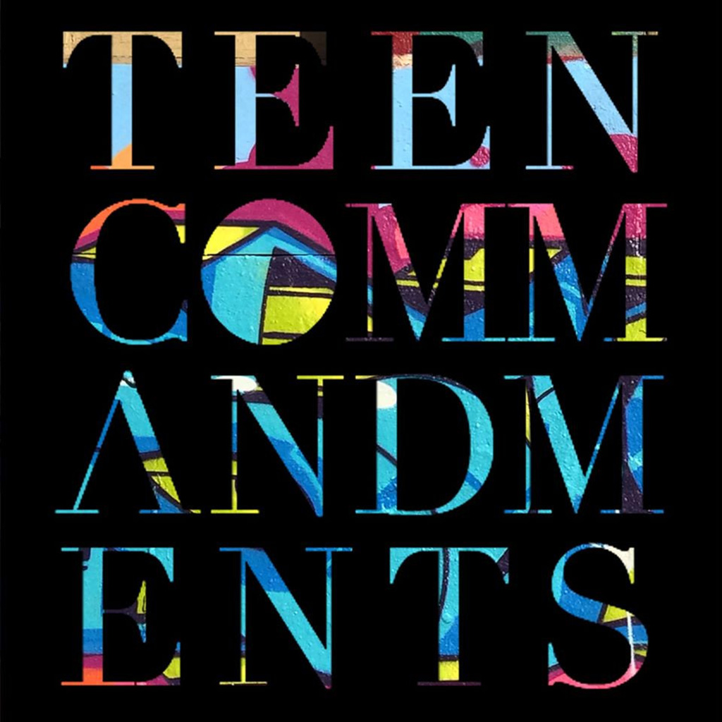 Teen Commandments Sticker Pack messages sticker-0