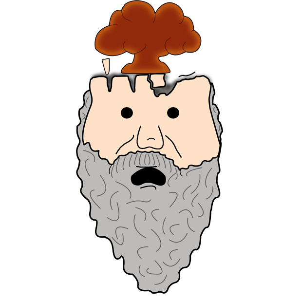 Philosophy Stickers: Socrates messages sticker-8