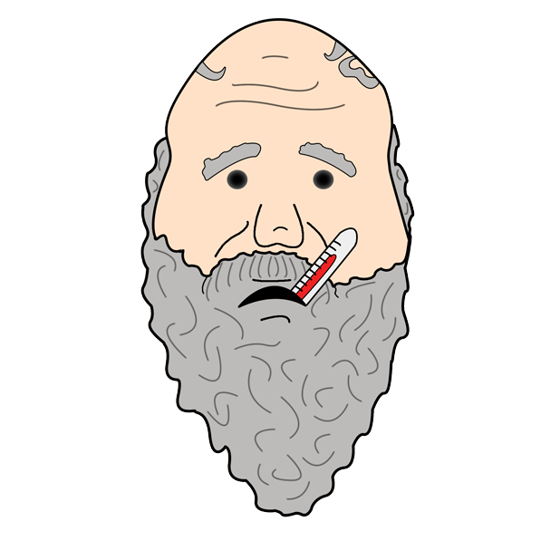 Philosophy Stickers: Socrates messages sticker-10