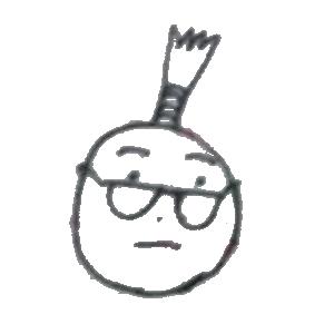 菠萝头表情包 messages sticker-3