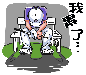 Pan the Man Golf messages sticker-9
