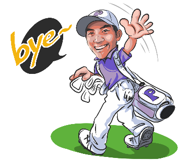 Pan the Man Golf messages sticker-4