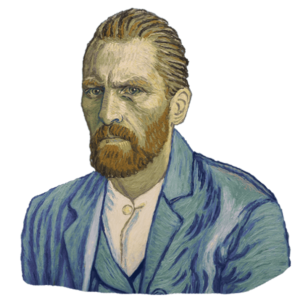 Loving Vincent Stickers messages sticker-6