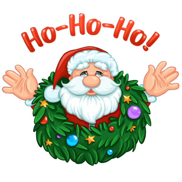 Christmas Spirit Sticker Pack messages sticker-6