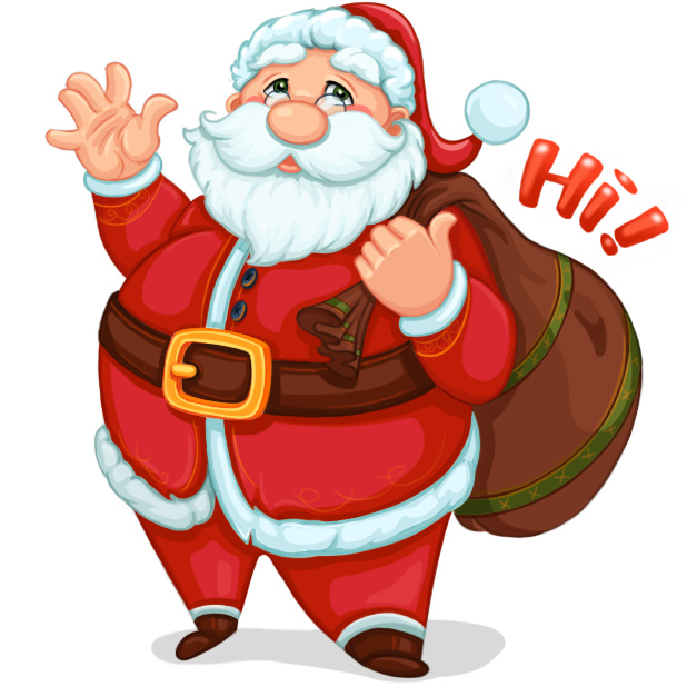 Christmas Spirit Sticker Pack messages sticker-5