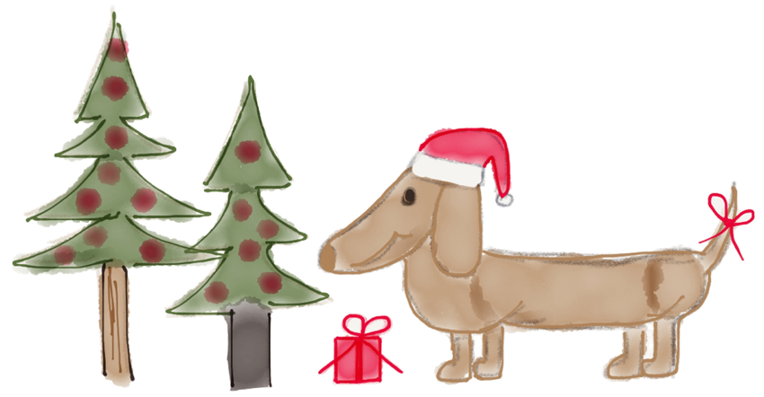 Adorable Dachshund Stickers messages sticker-8