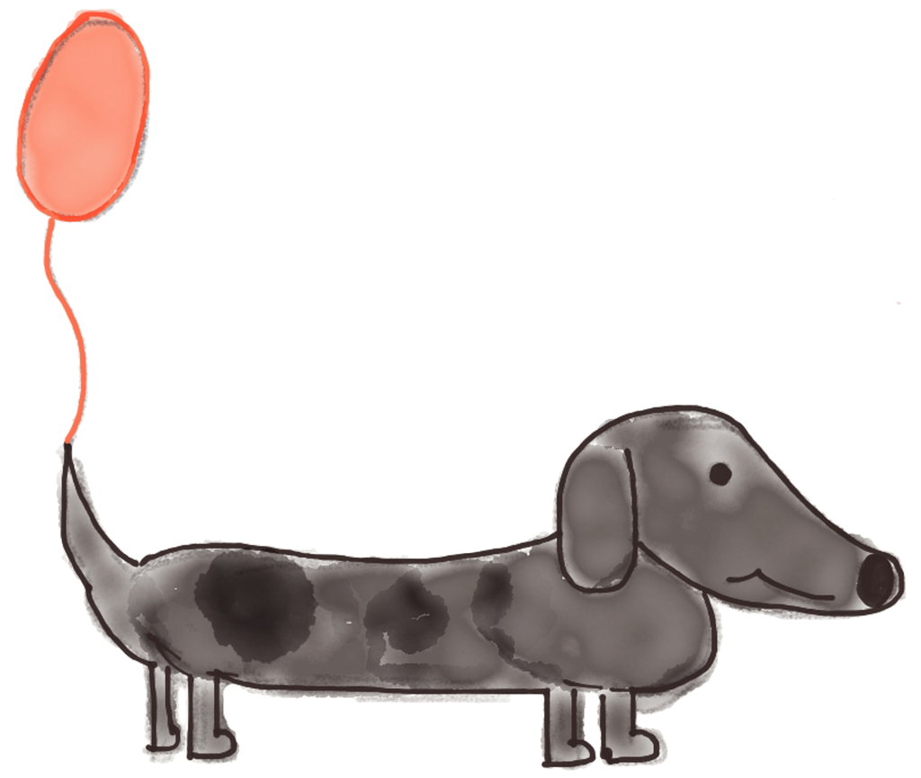 Adorable Dachshund Stickers messages sticker-9