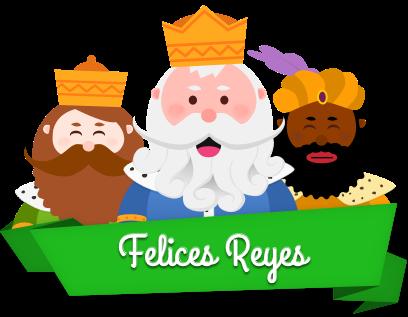 Reyes Magos messages sticker-3