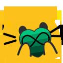 Cat Pride Blobs messages sticker-9