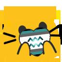 Cat Pride Blobs messages sticker-5