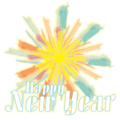 Happy New Year - 2018 messages sticker-0