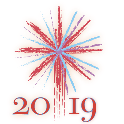 Happy New Year - 2019 messages sticker-4
