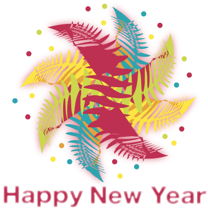Happy New Year - 2019 messages sticker-9