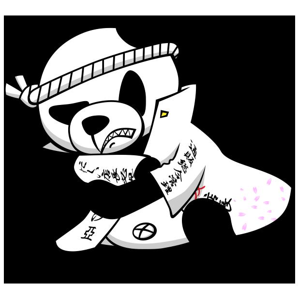 特攻パンダ messages sticker-5