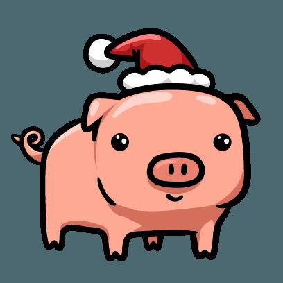 Hog Run Stickers messages sticker-4
