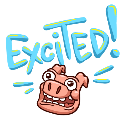 Hog Run Stickers messages sticker-6