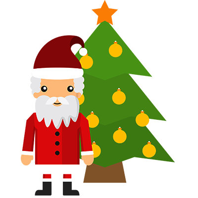 Christmas Holiday 3D Emoji messages sticker-3