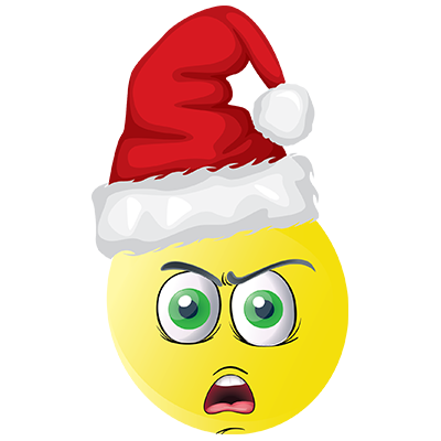 Christmas Holiday 3D Emoji messages sticker-11
