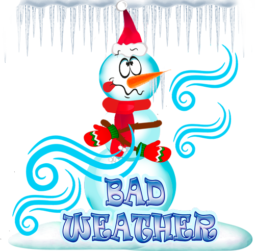 Snowman - Winter cute stickers messages sticker-4