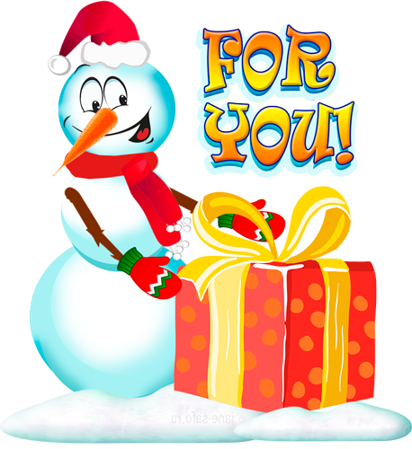 Snowman - Winter cute stickers messages sticker-6