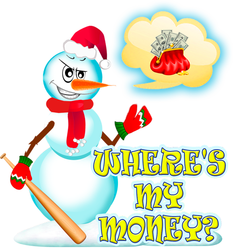 Snowman - Winter cute stickers messages sticker-7