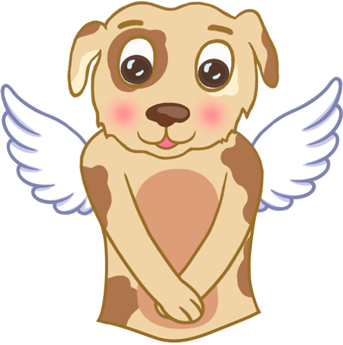 Dog - Cute stickers messages sticker-5