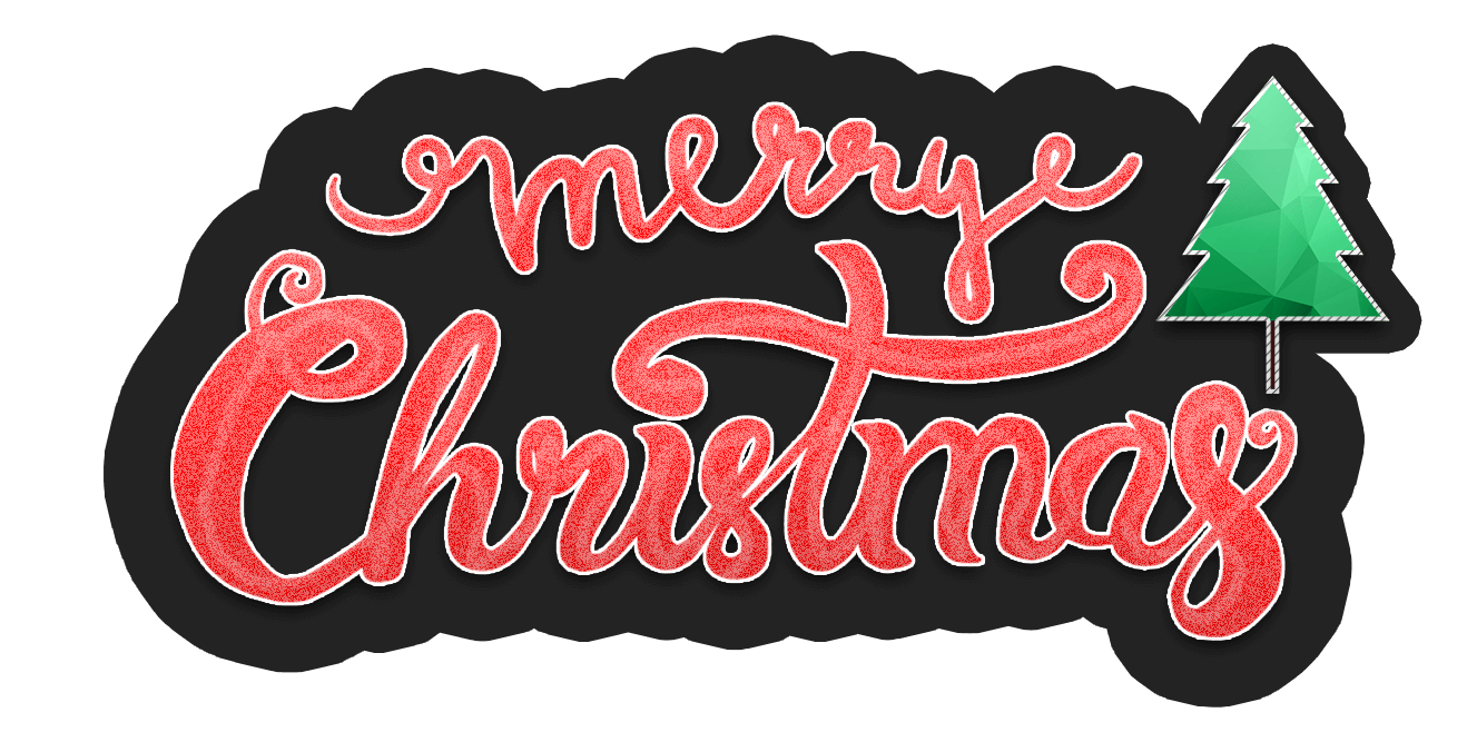 Merry Christmas Stickers messages sticker-1