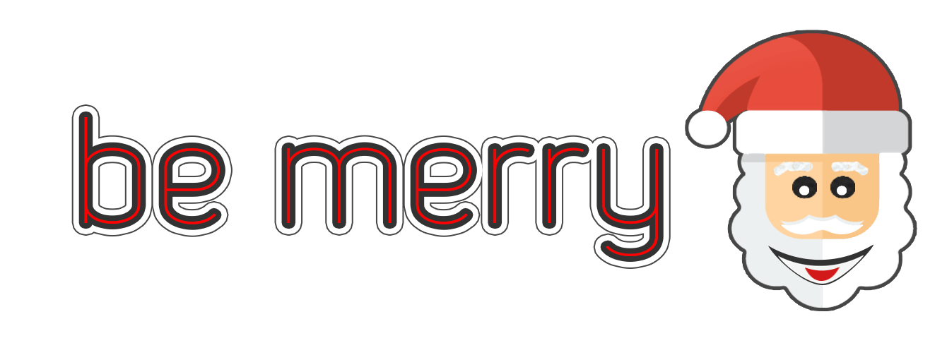 Merry Christmas Stickers messages sticker-3