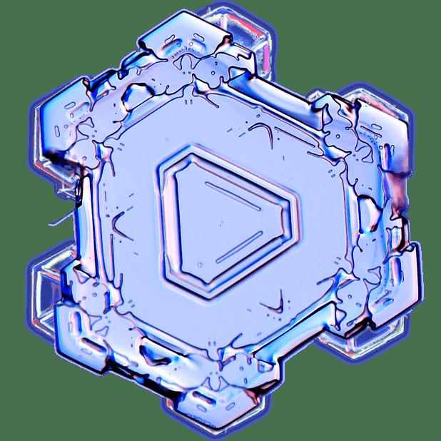 Kenneth Libbrecht Snowflakes messages sticker-2