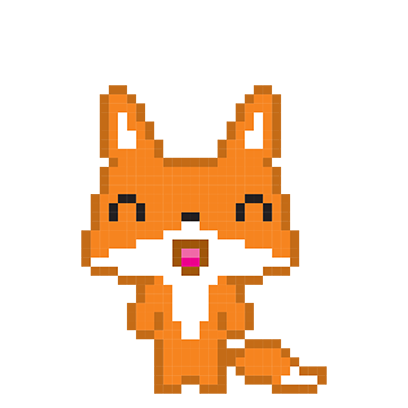 Pixel Cat - Color by Number messages sticker-8