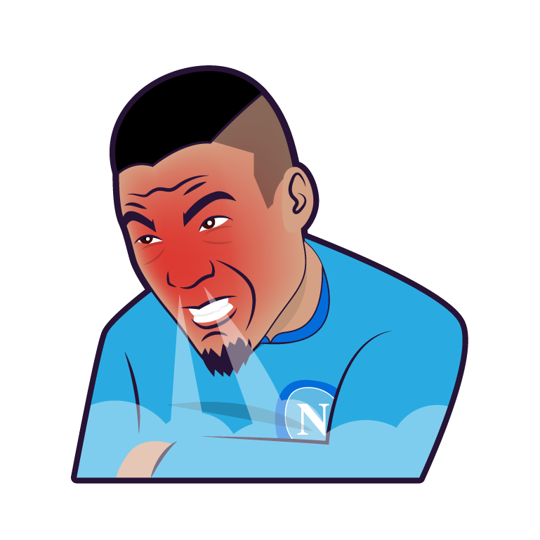 SSC Napoli Stickers messages sticker-7