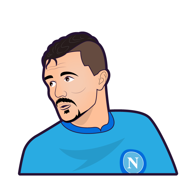 SSC Napoli Stickers messages sticker-10