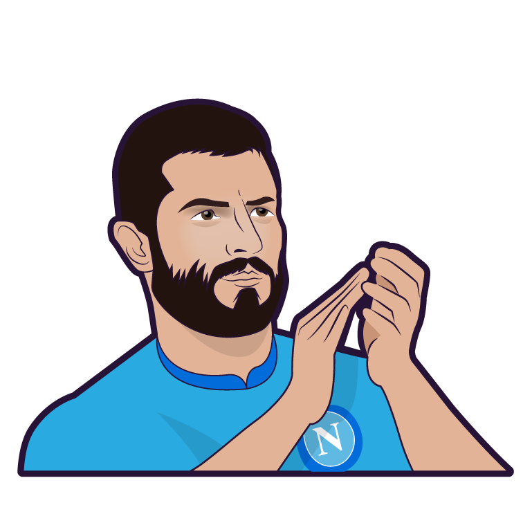 SSC Napoli Stickers messages sticker-6