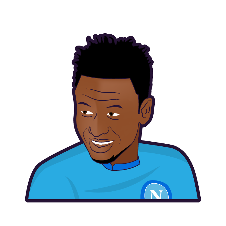 SSC Napoli Stickers messages sticker-1