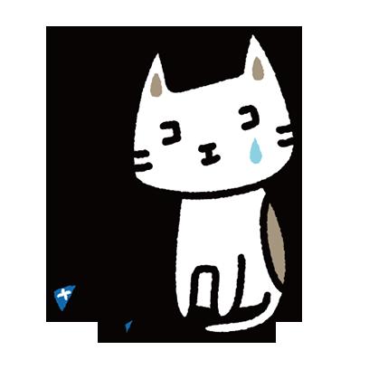 ココエーニャンの日常 messages sticker-8