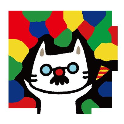 ココエーニャンの日常 messages sticker-0