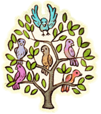 Beautiful Pigeon Bird Sticker messages sticker-4