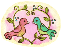 Beautiful Pigeon Bird Sticker messages sticker-9