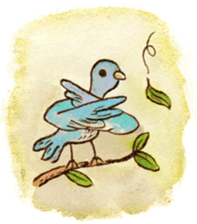 Beautiful Pigeon Bird Sticker messages sticker-2