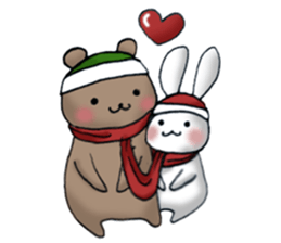 Long Distance Love in Winter messages sticker-9